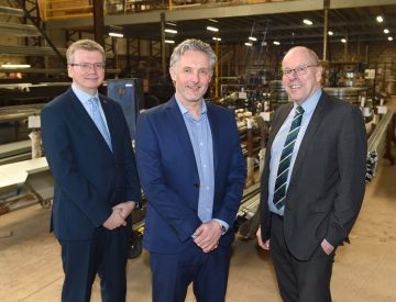 RCS – Cllr Green, Steve Kenny, Peter Rooney